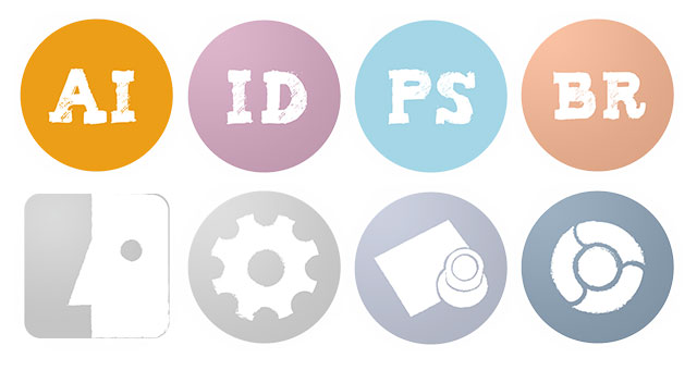 design för ikoner