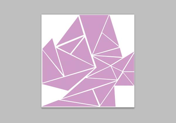 att göra mönster - steg 3