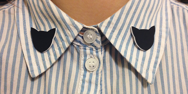 skjortkragesdekoration-katter
